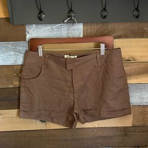 🆕✨Arden B. NWT Brown Shorts Size 8